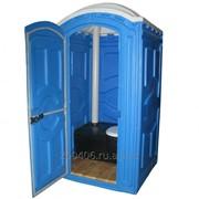 Мобильная туалетная кабина Стандарт фото