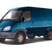 Микроавтобус «Газель» ГАЗ-2705 фото