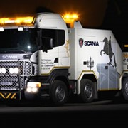 Эвакуатор Scania R420LB8X4HHA фото