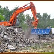 Вывоз строительного мусора в Туле фото