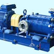Насос центробежный многоступенчатый секционный 1ЦНСг40-110-1 для перекачивания воды