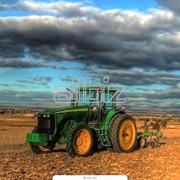 Тракторы для сельского и лесного хозяйства фото