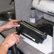 Заправка картриджа лазерного принтера, МФУ ф.А4 на 2000 отпечатков фото