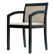 Кресла из массива бука с обивкой Лизетта фото