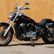 Мотоцикл Honda Shadow 400 / 2002 г.в фото