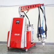 OSV L60 - установка низкого давления для заливки двухкомпонентных пенополиуретанов различного назначения фото