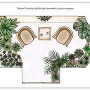 Зимние сады, оранжереи фото