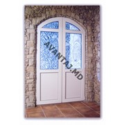 Дверь из ПВХ, арт. 1 фото