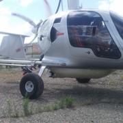 Навесное оборудование на автожир для химобработки фото