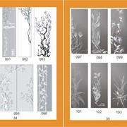 Пескоструйная обработка стекла/зеркал фото