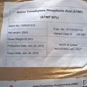 НТФ-кислота (Нитрилотриметилфосфоновая кислота, АТМР 95% ) фото