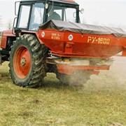 Рассеиватель минеральных удобрений РУ-1600 фото