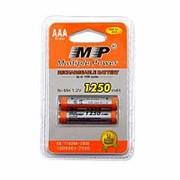 Aккумулятор AAA MP 1250mAh фото