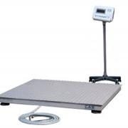Платформенные и складские весы фото