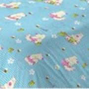 Ткань постельная Бязь 100 гр/м2 150 см Набивная цветной/S297 PTS фото