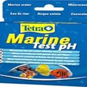 Тест морской воды на кислотность Tetra Marine Test pH фото