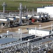 Обустройство нефтяных и газовых месторождений. фото