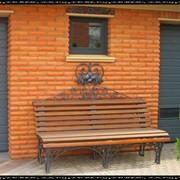 Скамейка 2 фото