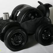 Утилизация шин отработанных фото