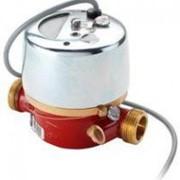 Счётчик-расходомер горячей воды с импульсным выходом 10 л/имп, ЕТHI-15, Ду=15 мм, Qn=1,5 м3/ч фото