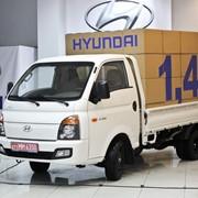 Грузовой автомобиль Hyundai H100 фото