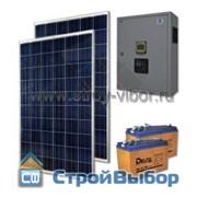 Солнечная панель АСЭ Санфорс 500 фото