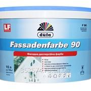 Краска Dufa Fassadenfarbe F90, 10л фото
