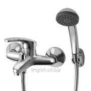 Смеситель для ванны литой гусак Aurora 102 ASCO armatura, арт.23733 фото