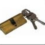Цилиндр в двери Leicht 1097-70 PB, артикул 705-02-PB фото