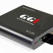 Навигационный терминал GGi V. 1-01 (GSM/GPS/ГЛОНАСС) для отслеживания транспорта в режиме реального времени. фото