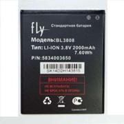 (АКБ) Fly (BL3808) IQ456 Тех.уп фото