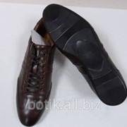 Мужские туфли, кожа Модель 0436 Цена 1200 грн фото