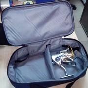 Чехол-сумка для спининговых катушек фото