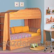 """Двухъярусная кровать """"Аджио"""""""