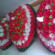 Венки траурные в Алматы фото
