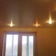 Потолочное освещение и диплайн фото