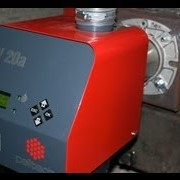 Горелка пеллетная Pelltech PV 20а, мощностью 10-20 кВт фото