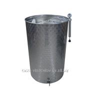 Ёмкость нерж. Для вина с пневматической плавающей крышкой, 110 литров, итали фото