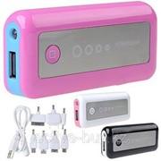 Портативное зарядное устройство 5600mAh для iPhone, iPod фото