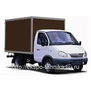 """ГАЗ-3302 """"ГАЗель"""" изотермический фургон"""