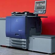 Оборудование для цифровой печати, Konica Minolta bizhub PRO C6000L фото