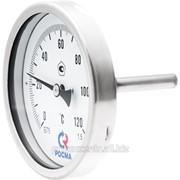 Термометр коррозионностойкий осевое присоединение фото