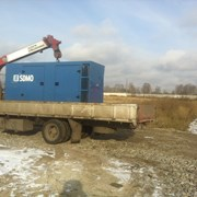 Аренда дизельного генератора 108 кВт фото