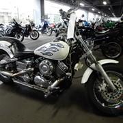 Мотоцикл чоппер No. B5658 Yamaha DRAGSTAR 400 фото