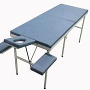 Складные массажные столы фото