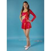 Платье спортивное для бальных танцев Р 3.1 Альера фото