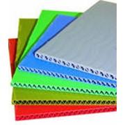Сотовый полипропиленовый лист Akylux® фото