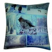 Антистрессовая подушка Зимнее настроение фото