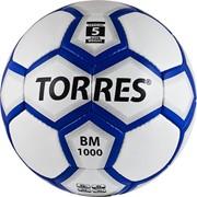 Мяч футбольный TORRES F30075 BM 1000. фото