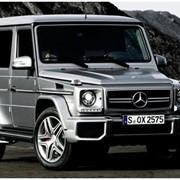 Бронированные автомобили Mercedes G-63 фото